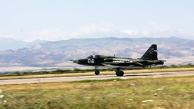 Минобороны РФ развернет системы ПВО на авиабазе Кант в Киргизии