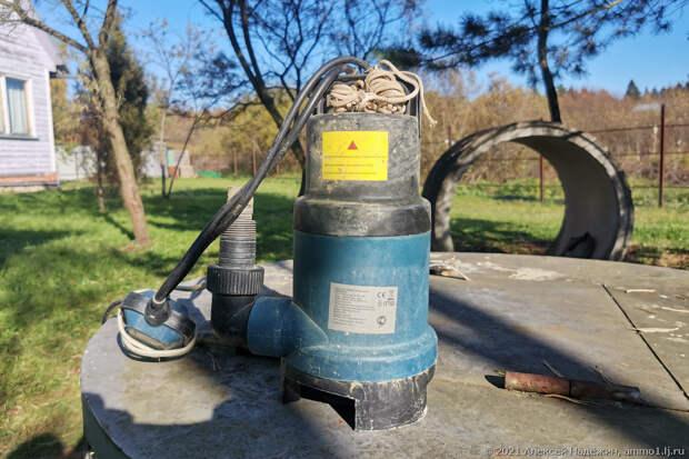 Осенне-весеннее водоснабжение на даче