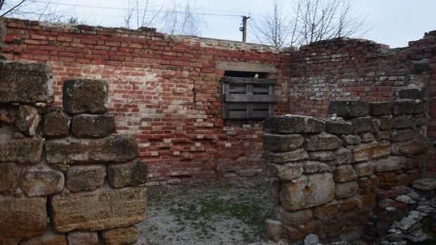 Епархия обязана восстановить руины вСтарочеркасске ссохранением старого облика