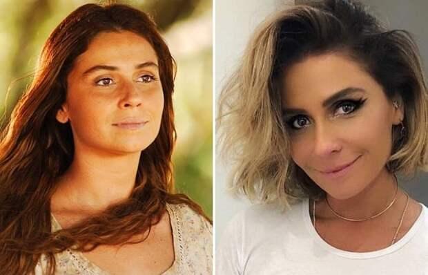 Джованне Антонелли – 43: Как изменилась звезда бразильских сериалов «Клон» и «Тропиканка»