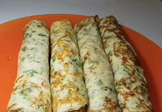 Смешиваем яйцо с кефиром: сытный завтрак в пять минут