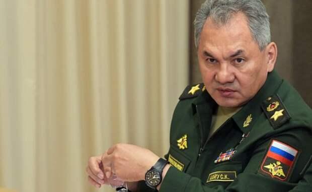 Шойгу поговорил сминистрами обороны Армении иАзербайджана
