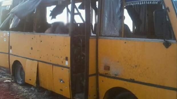Военные ДНР установили, как был расстрелян автобус под Волновахой. автобусы, войны и вооруженные конфликты, ДНР, Донецкая область, Украина. НТВ.Ru: новости, видео, программы телеканала НТВ