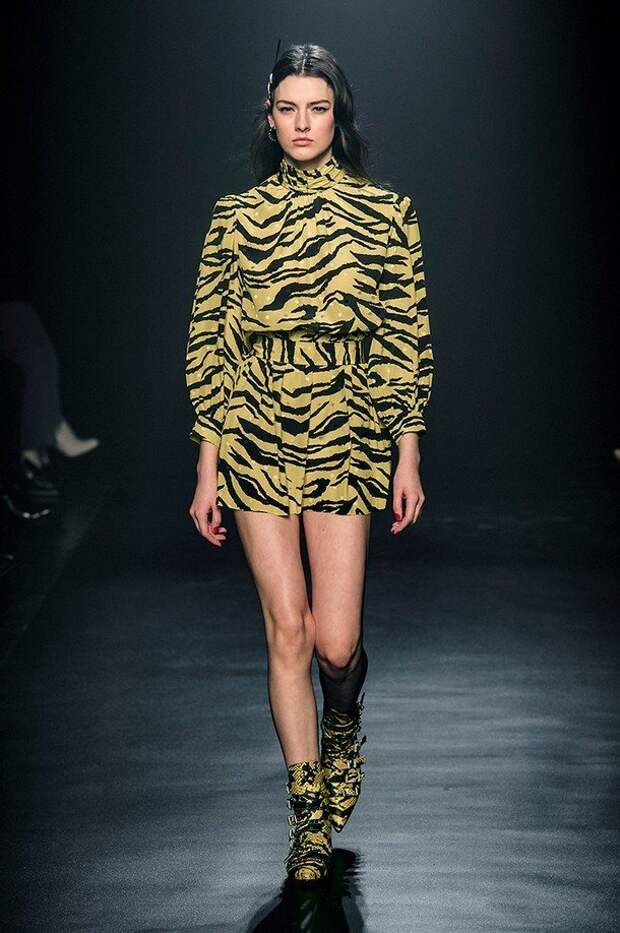 Модный принт зебры – что и как носить осенью 2020