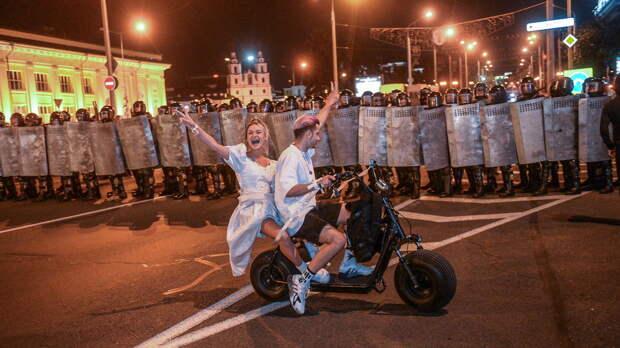 Украина 2.0: Минский майдан - репетиция московского-2021