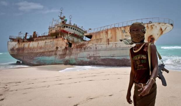 Нефтяные пираты сменили африканскую прописку