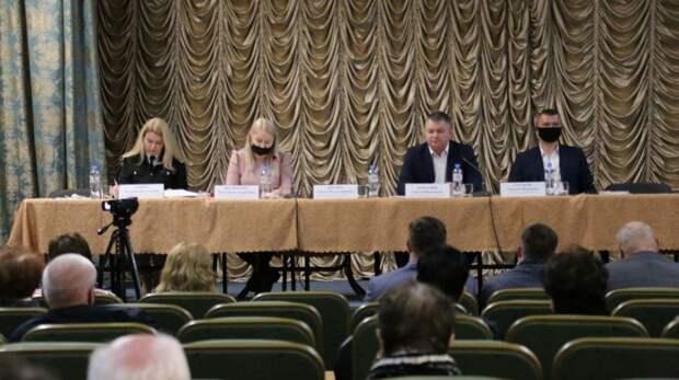 Состоялось заседание Аршинцевского территориального совета