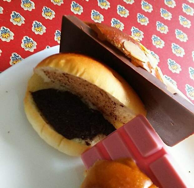 Японцы опять балуются с едой (фото)