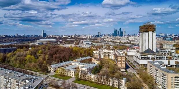 Собянин рассказал, как и почему вводятся меры по COVID-19 Фото М. Денисова. Mos.ru