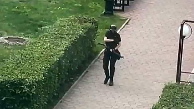 СМИ: устроившему стрельбу в Перми студенту ампутировали ногу
