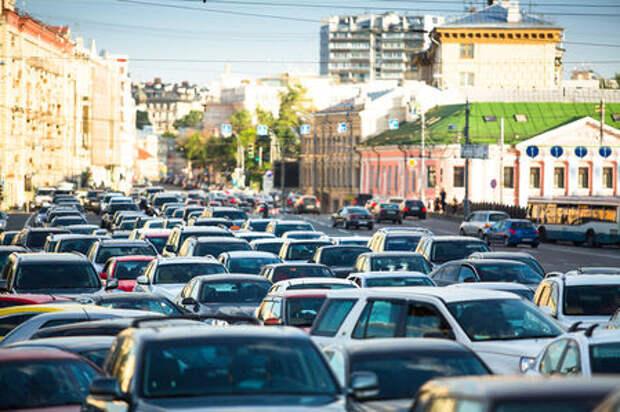 Каких автомобилей в России больше всего? Исследование