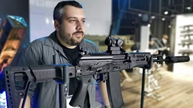Новый АК-19: усовершенствованная модель легендарного автомата «Калашников»