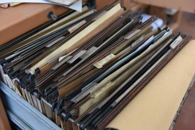 Росархив представил уникальные архивные документы о польско-советской войне