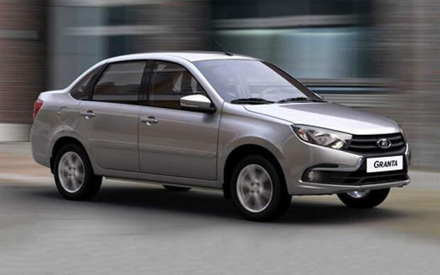 Lada Granta и Vesta вошли в топ-50 самых популярных автомобилей в Европе