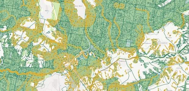 В Удмуртии создали цифровую карту республики