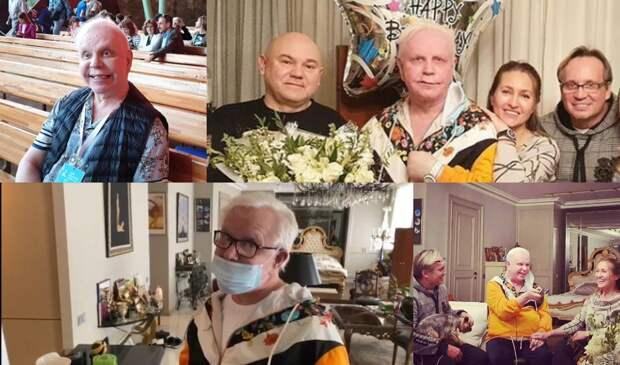 Позор: Борис Моиссев живёт на жалкие 300 тысяч рублей в месяц
