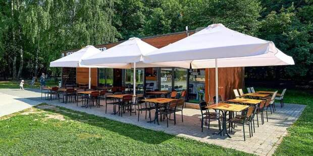 Почти 12 тысяч кафе и ресторанов снова работают в Москве