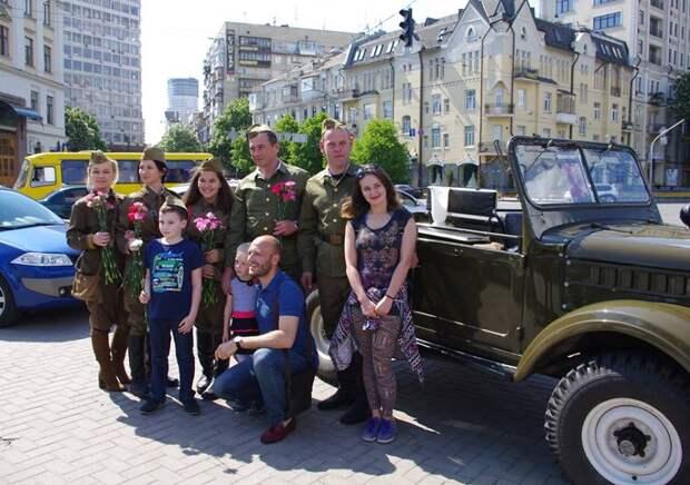 Киев, День Победы 2016