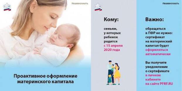 Важно знать о сертификате на материнский капитал