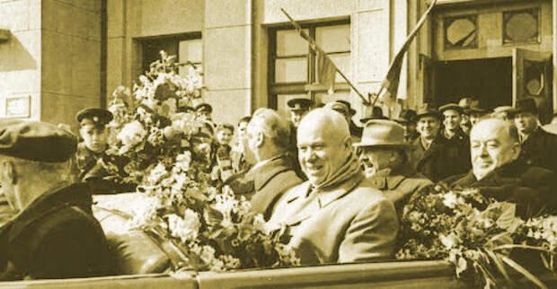 Почему Хрущев отдал Крым Украине. Фото из свободных источников.
