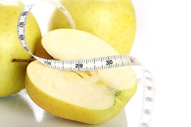 Яблоки оказывают неожиданный эффект на фигуру