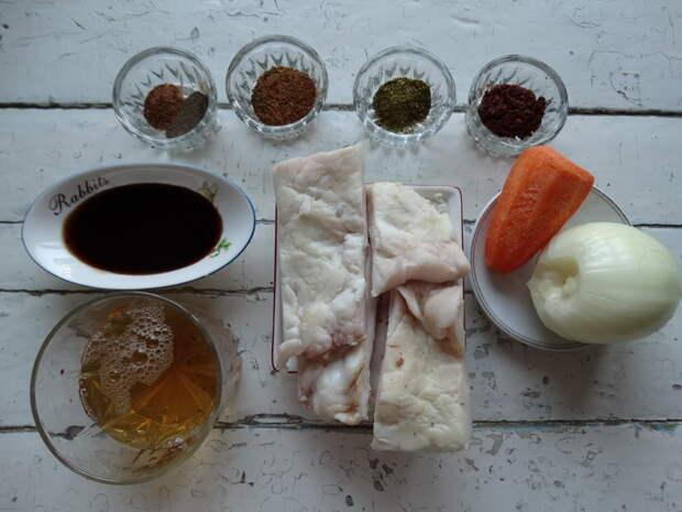 Закуска «Сало на пиве» — ставлю на стол к мужским посиделкам моего супруга, расходится на ура