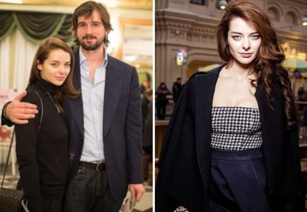 Актриса с мужем, режиссером Андреем Болтенко | Фото: 24smi.org