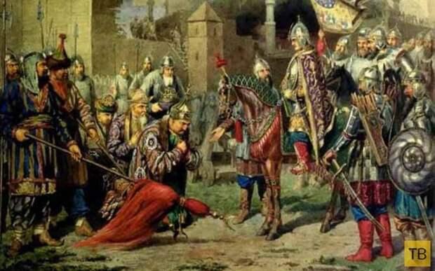 Клад хана Едигера Магмета. история, прикол, факты