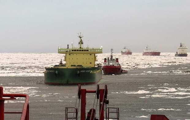 """Увеличение судоходства по СМП может вызвать """"цепную реакцию"""" в Арктике"""