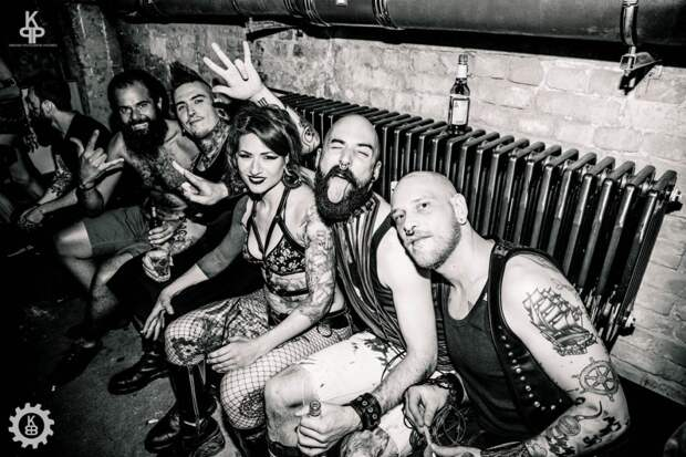 kitkat club в берлине berlin секс-вечеринки