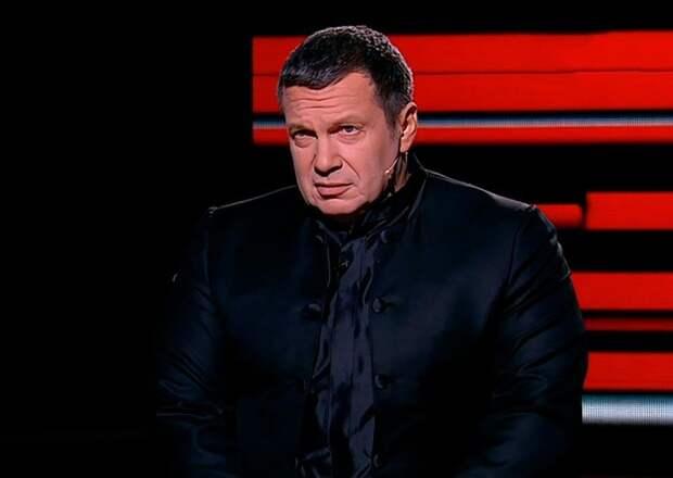 Владимир Соловьев: Взгляды Денисова расходятся с моими
