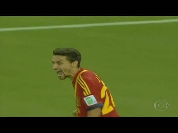 Италия не смогла отомстить Испании за поражение в финале Евро-2012