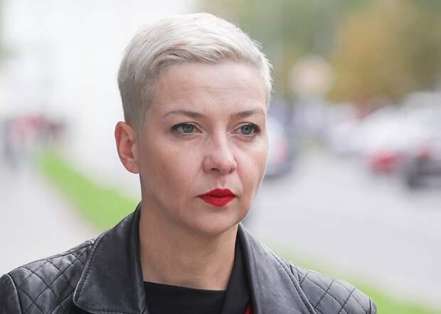 Колесникову обвинили в призывах к подрыву нацбезопасности Белоруссии