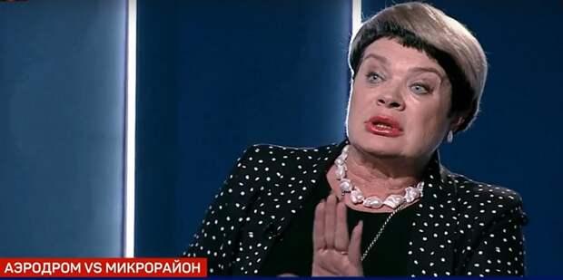 Власти Крыма отрицают экокатастрофу в Симферополе