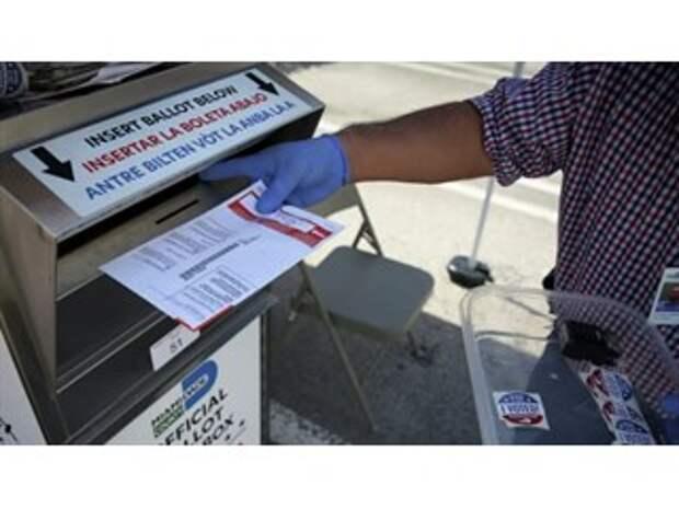 """Избиратели под прикрытием: США обречены на """"кровавый ноябрь"""""""