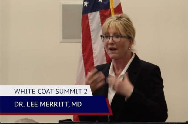 """Доктор Ли Меррит: """"нынешние «вакцины» от коронавируса - это опасное биологическое оружие, используемое против людей"""""""