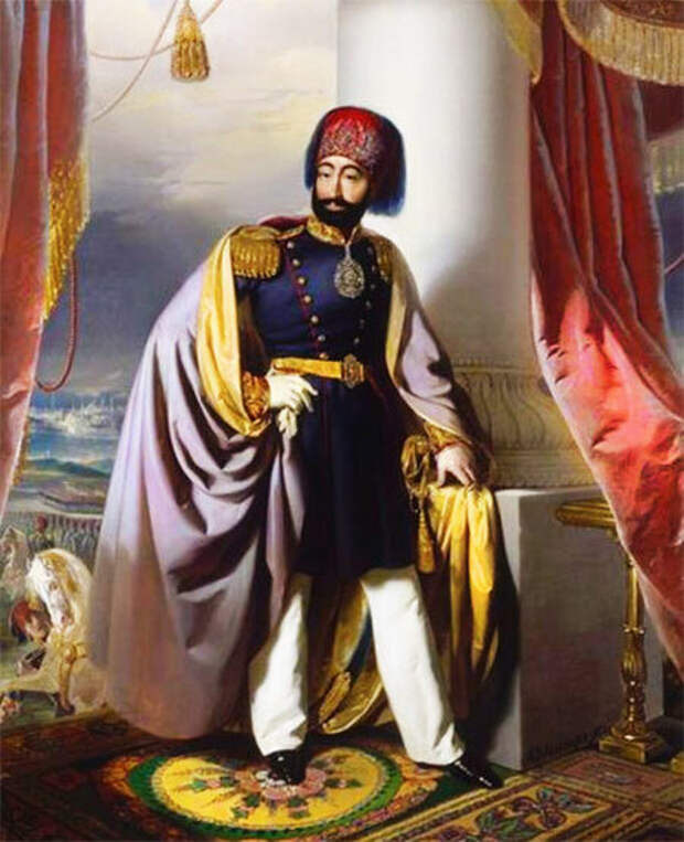 Махмуд II — султан, которого сравнивали с Петром Великим