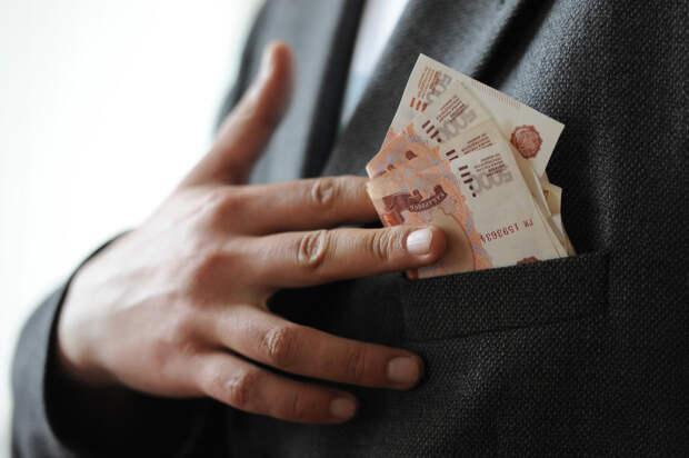 ВРоссии резко выросло число коррупционных преступлений