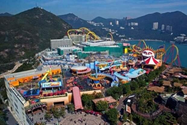 Топ-10: самых больших аквапарков