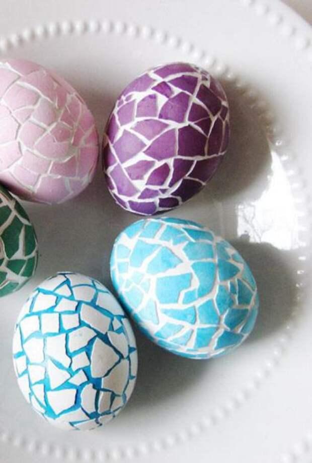 Таких пасхальных яиц точно не будет ни у кого. /Фото: miss7.24sata.hr