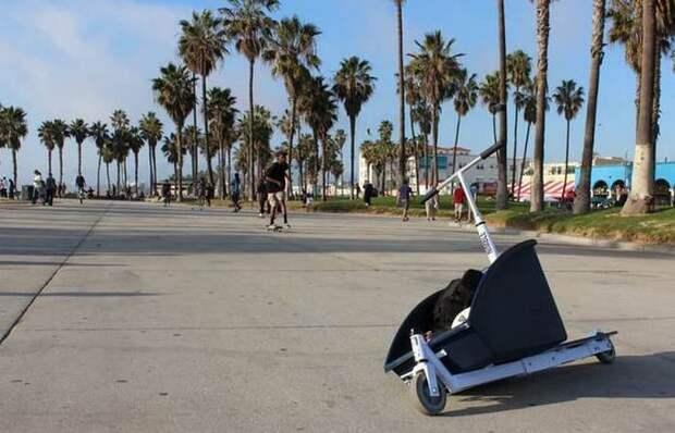 Грузовой скутер Urban.