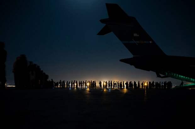 Тень Афганистана на Тайваньской проблеме