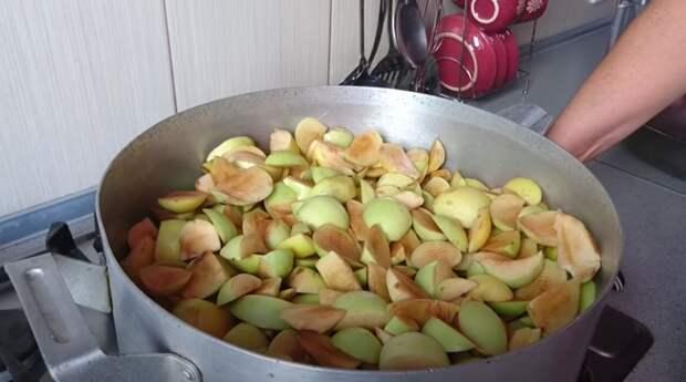 Яблочное повидло! Самый простой, вкусный рецепт приготовления консервации на зиму
