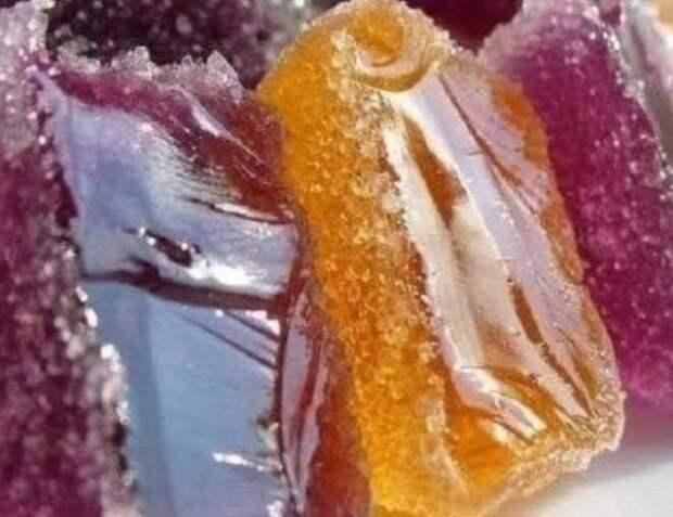 Ученые: мармелад избавит от вредных веществ в организме