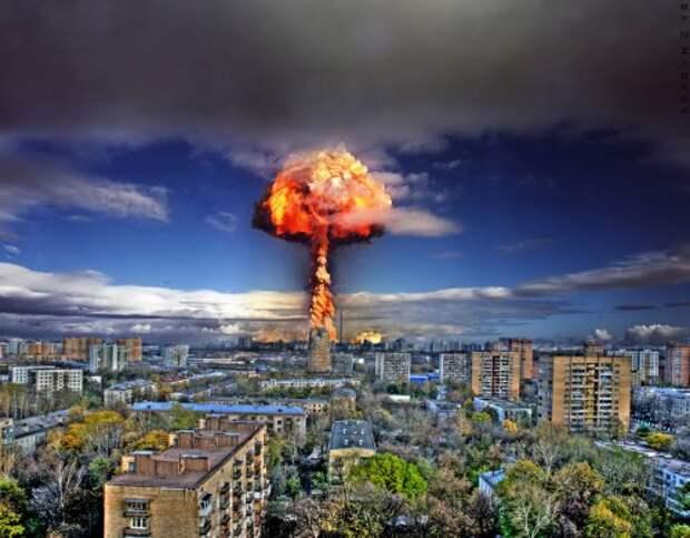 Global Research: США взорвут Донбасс ядерной бомбой