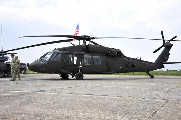 Рассекречен облик стелс-модификации вертолета UH-60 Black Hawk