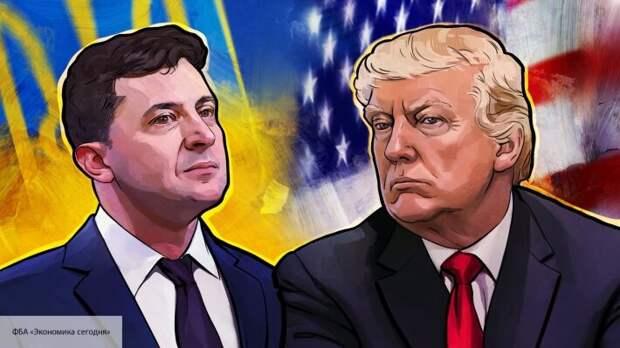 Васильев рассказал, как Трамп использует Украину в борьбе с Байденом