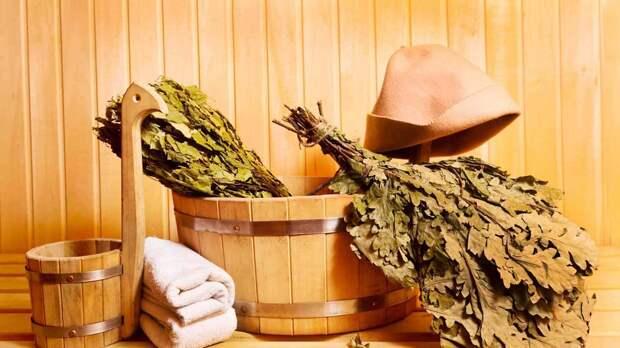 Веники и сборы трав отправили на экспорт из Удмуртии