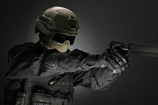 Как устроен оружейный глушитель