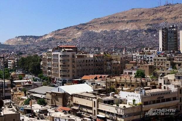 Названы имена первых двух кандидатов на пост президента Сирии